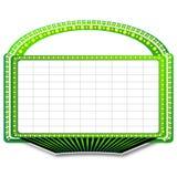 позеленейте театр знака шатёр иллюстрация вектора