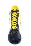 позитв ботинка рукоятки Стоковые Фотографии RF