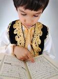 позитв малыша мусульманский Стоковое Изображение