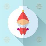 Поздравительная открытка игрушки Стоковое фото RF