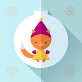 Поздравительная открытка игрушки Стоковые Изображения