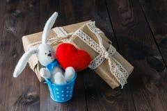 Поздравительная открытка дня рождения ребенк Стоковые Фотографии RF