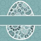 Поздравительная открытка шаблона Стоковое Фото