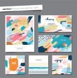 Поздравительные открытки Стоковые Фото