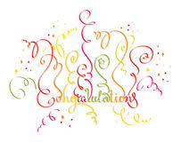 Поздравления ко всем праздникам Стоковое Изображение RF