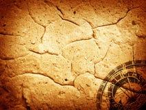 пойденное время Стоковая Фотография RF
