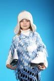 пойдите кататься на коньках Стоковые Фото