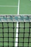поймайте сетью теннис Стоковое фото RF