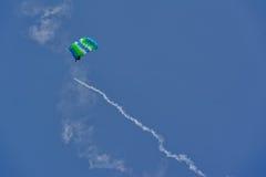 Покажите программу парашютиста Стоковые Изображения