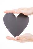 Покажите сердце стоковое фото