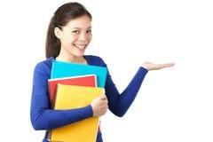 показывать студента Стоковое Изображение RF