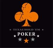 покер клуба Стоковая Фотография