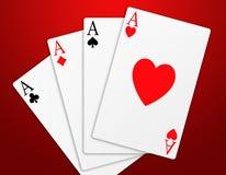 покер 06 иллюстрация вектора