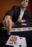 Покер 1 Стоковые Фотографии RF
