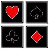покер 10 иллюстрация штока