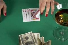 покер Стоковое фото RF