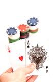 покер 2 Стоковая Фотография