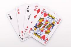 Покер Стоковое Изображение