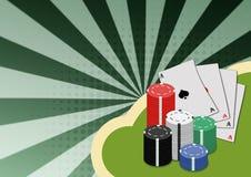 покер Стоковые Фотографии RF