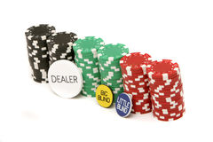 покер стоковые изображения rf