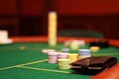 покер Стоковое Изображение RF