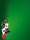 покер 5 bg Стоковые Изображения RF