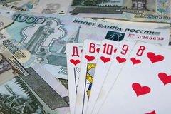покер Стоковое Фото
