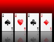 покер иллюстрация штока