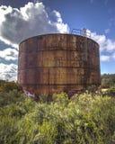 покинутая вода башни Стоковые Фото