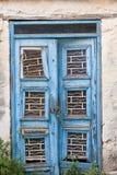 покинутая дом входа Стоковое Изображение RF