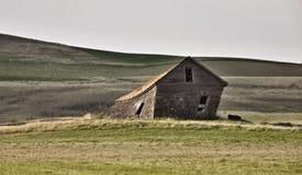 покинутая дом фермы Стоковое фото RF