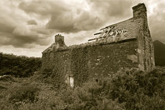 покинутая дом Стоковое Изображение RF