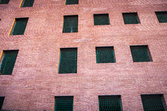 Покинутая конструкция aparments в Sant Cugat del Valles Стоковые Изображения