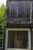 покинутая дом незаконченная Стоковое фото RF