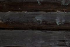 покинутая дом старая Текстура worn доск Стоковые Изображения RF