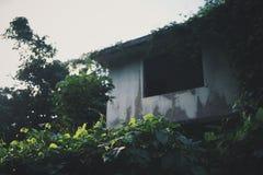 покинутая дом Стоковое фото RF