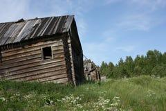 покинутая дом Стоковые Изображения