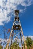 Покинутая строительная площадка атомной электростанции, Польша. Стоковые Фотографии RF