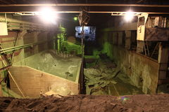 покинутая фабрика Стоковое Фото