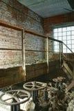 покинутая фабрика Стоковая Фотография RF