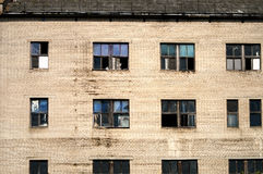покинутая фабрика Стоковые Изображения RF