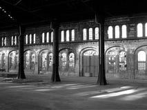 покинутая фабрика Стоковая Фотография