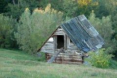 покинутая ферма Стоковые Изображения