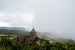 Покинутая христианская церковь Стоковая Фотография RF