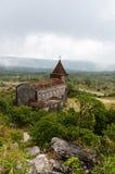 Покинутая христианская церковь Стоковое Фото