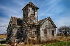 Покинутая церковь Стоковое Фото