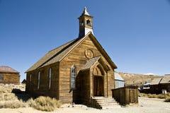 покинутая церковь стоковое изображение rf