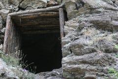 покинутая шахта Стоковые Изображения RF