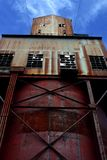 покинутая шахта Стоковые Фотографии RF