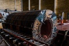 Покинутая электростанция - Огайо Стоковая Фотография RF